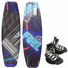 FUEL Feelgood Wakeboard Package 135 mit Unite Wakeboardbindung