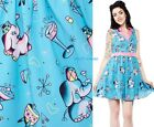 CIRCUS ELEPHANT dress modcloth bunny top 40S hell ATOMIC VLV bettie page VINTAGE