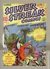 Silver Streak Comics (1939) 1 Front and Back Cover Only