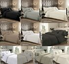 SUPERIOR COTTON Duvet Quilt Cover with Pillowcase Bedding Set - DOUBLE & KING