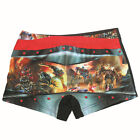 Boys Kids Marvel Iron Man Spiderman Shorts Swimming Board Trunks Beach Swimwear - Time Remaining: 7 days 12 hours 18 minutes 49 seconds