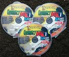 CHARTBUSTER KARAOKE COUNTRY HITS OF THE 90'S 3 CDG SET 50 SONGS MUSIC  5009