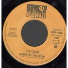 """SPIRIT OF THE WEST Crawl 7"""" VINYL B/w Till The Cows Come Home (sps1045) US Sto"""