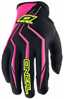 O'Neal Element 2016 Womens MX/Offroad Gloves Black/Pink