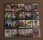 BLU-RAY MOVIES LOT! (#2) YOU PICK HOW MANY FROM 60 Titles!!