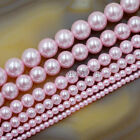 Stone - Wholesale Top Quality Czech Glass Pearl Round Beads 16 3mm 4mm 6mm 8mm 10mm