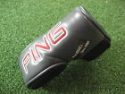 PING KARSTEN SINCE 1959 ANNIVERSARY BLADE PUTTER HEADCOVER VERY GOOD