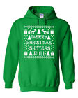 Merry Christmas Shitters Full Vacation  Crewneck Adults, Youth HOODIE