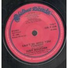 """JUDY BOUCHER Can't Be With You Tonight 7"""" VINYL Paper Label Design B/W Dreaming"""
