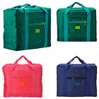 Foldable Nylon Travel Bag Clothes Organizer Pouch Storage Suitcase Luggage