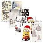 For Sony Xperia Z2 L50W L50t D6502 D6503 Christmas Hard Plastic Cover Case