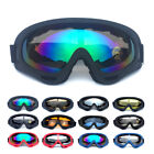 Safety Goggles Wrap Around Eye Protection Glasses Sports Lab Work Padded Eyewear