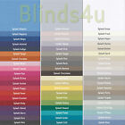 Vertical Blinds Replacement Slats 30 for £27. 60 Shades of Colour.Free Delivery