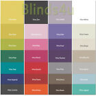 VERTICAL BLINDS BLACKOUT.MADE TO MEASURE.28 COLOURS WHOLESALE PRICES FREE POST