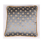 STAR BUY Luxury Como - 45cm x 45cm Cushion Covers - 4 Colours Available x 2 Pack
