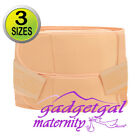 Double Flap Postpartum Postnatal After C section Support Belt Belly Band 3 Sizes
