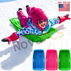 3 Color Snow Slede Sledge for child&adult Outdoor Pulling Snow board Snow Seats