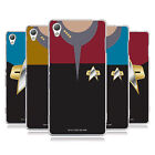 OFFICIAL STAR TREK UNIFORMS AND BADGES DS9 SOFT GEL CASE FOR SONY PHONES 1