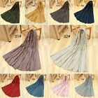 Fashion Charm Women Long Scarf Cotton Indian Large Scarves Ladies Shawl New #130