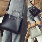 New Womens Hobo Leather Shoulder Bag Messenger Purse Satchel Tote Handbag