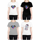 HEAD CASE DESIGNS TREND MIX T-SHIRT FOR WOMEN