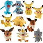"Tomy Pokemon 8"" Plush Official Soft Toys"