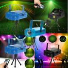 Mini Projector Stage Lights LED R G Lighting Xmas Party KTV DJ Disco Light