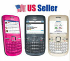 """New Nokia C3-00 (T-Mobile) 2.0MP Camera FM MP3 MP4 Player 2.4"""" cell phone"""