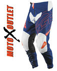 MSR Dirt Bike Axxis Motocross Racing Gear Pants Jersey Atv Orange Kids Adult