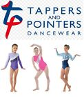 Tappers & Pointers Children's Gymnastic Leotards