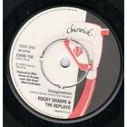 "ROCKY SHARPE AND THE REPLAYS Imagination 7"" VINYL B/W Got It Made (Chis110) UK"