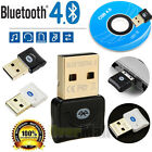 New Bluetooth 4.0 USB2.0 CSR4.0 Dongle Adapter For PC Laptop WIN XP VISTA 7 8 10
