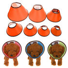 Dog Cat Pet Colored Collar E-Collar Wound Healing Cone Protection Medical Kit