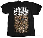 Suicide Silence - Mangled Gears Apparel T-Shirt - Black