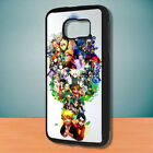 all naruto covers - Naruto All Characters Pattern Fit For Black Samsung Galaxy Case Cover