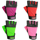 Weight Lifting Training GLOVES MRX Women Fitness Crossfit Gym Glove Real Leather