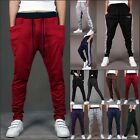 Mens Casual Jogger Dance Sportwear Harem Pants Slacks Trousers Sweatpants Lot