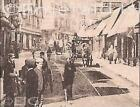 Suffolk Ipswich Horse Tram at the White Horse Tavern St Old Photo Print England