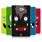 HEAD CASE DESIGNS JOLLY MONSTERS HARD BACK CASE FOR SAMSUNG TABLETS 1
