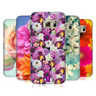 HEAD CASE DESIGNS FLOWERS HARD BACK CASE FOR SAMSUNG GALAXY S7 EDGE