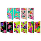HEAD CASE DESIGNS PAINTED FLOWERS LEATHER BOOK WALLET CASE FOR APPLE iPAD AIR 2