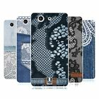 HEAD CASE DESIGNS JEANS AND LACES SOFT GEL CASE FOR SONY XPERIA Z3 COMPACT