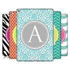 HEAD CASE DESIGNS LETTER CASES HARD BACK CASE FOR APPLE iPAD AIR 2