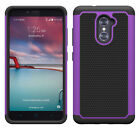 For ZTE Grand X Max 2 Case ShockProof Dual Layer Armor Protective Phone Cover