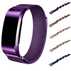 HOT Milanese Loop Stainless Steel Wrist Watch Bands #v For Fitbit Charge 2 Strap