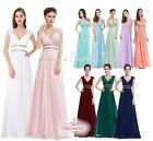 ATHENA Various Colours Beaded Grecian Boho Evening Bridesmaid Dress UK 8 - 20