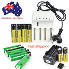 Genuine BORUiT 18650 Rechargeable 4000mAh/6000mAh 3.7v Li-ion Battery & Charger