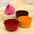 Cheap 100pcs Paper Cake Cups Cupcake Liner Case Wrapper Muffin Cup Baking Tools