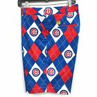 NEW Chicago Cubs Loudmouth Mens Shorts