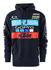 NEW 2017 TROY LEE DESIGNS TLD KTM TEAM LIC PULLOVER NAVY ALL SIZES
